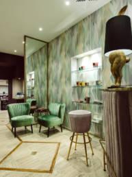 The salon - Gerardo Russillo Lab